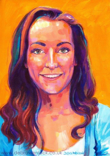 Amazing Grace by Debra Wenlock