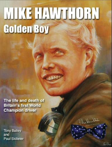 Mike Hawthorn - Golden Boy book
