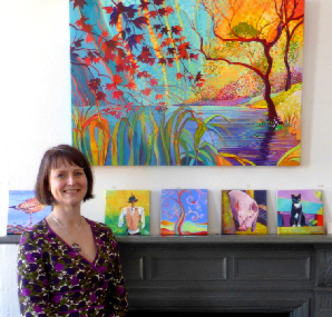 Debra Wenlock and Magical Mount Stewart