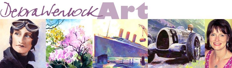 Debra Wenlock Artist