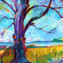 Red Bay Tree by Debra Wenlock